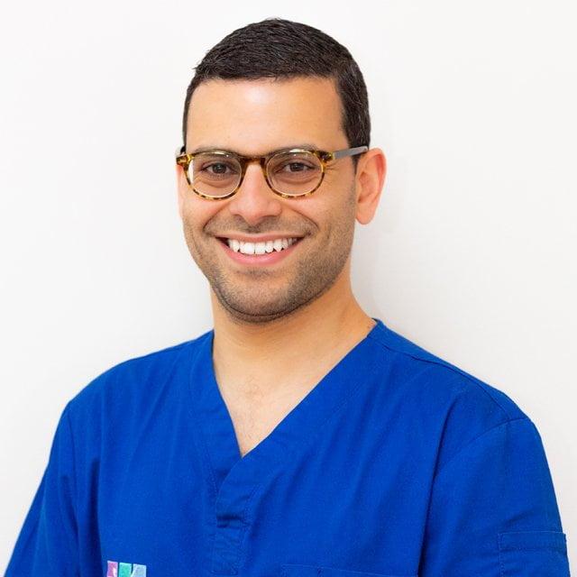 Dr Paul George